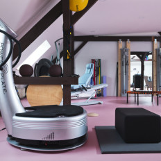 Power Plate  Personaltraining